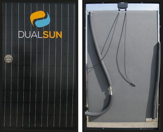 notre produit le solaire hybride une technologie. Black Bedroom Furniture Sets. Home Design Ideas