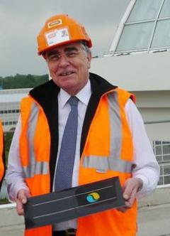 Philippe Metges, Directeur Central Bouygues SA