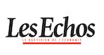 Les Echos, petit logo