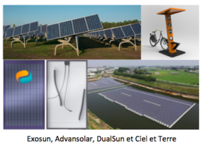 innovations solaires