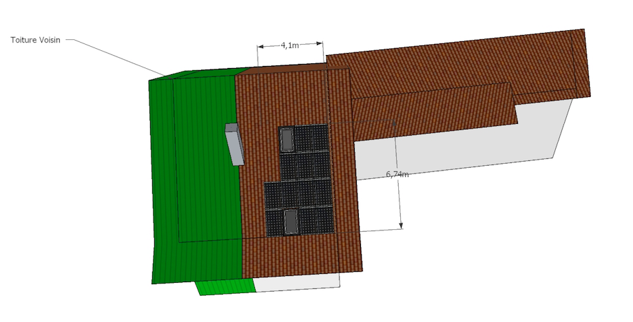 Chauffage solaire dualsun projet ssc en haute savoie - Consommation chauffage maison ...