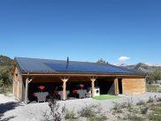 panneau solaire camping
