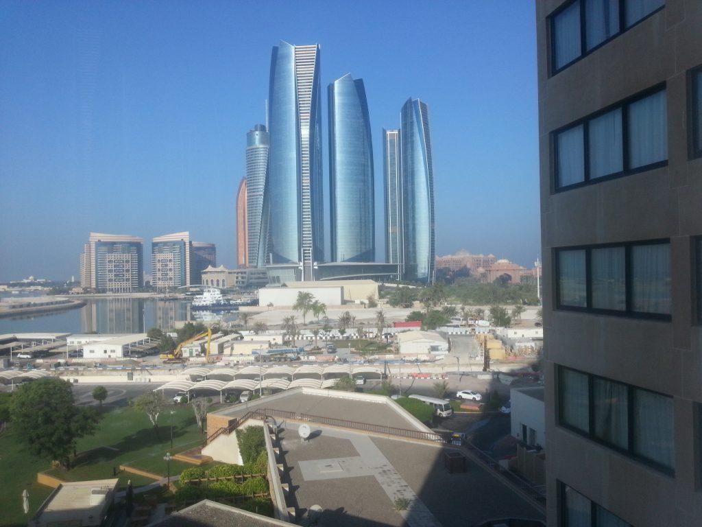 Abu Dhabi dualsun