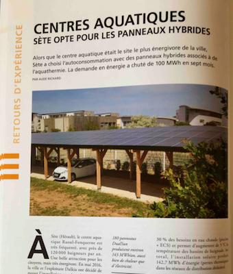 DualSun-Journal des Energies Renouvelables Avril 2017