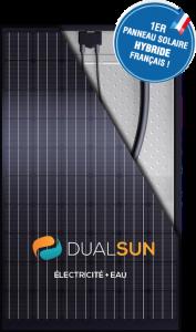 DualSun - Panneau - Recto verso MIF web