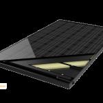 DualSun - Panneau Spring - Vue en coupe web
