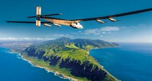 DualSun - Solar Impulse Hawaii