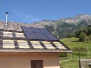 panneau solaire chantier savoie