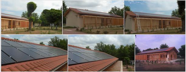 DualSun - panneaux solaires camping Loire