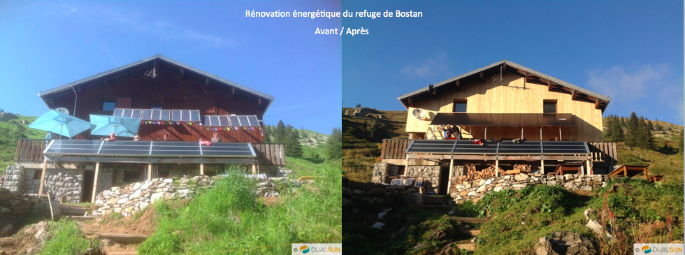 Renovation energetique bostan
