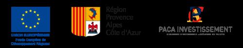 logo Feder logo PACA investissement